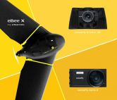 eBee X фотокамеры