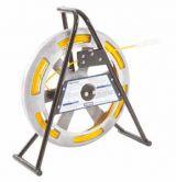 Гибкий стержень на барабане для поиска п/э трубопроводов, длина 80 метров